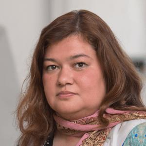 Ольга Вячеславовна Баранова